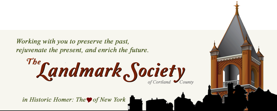 Landmark Society of Homer NY