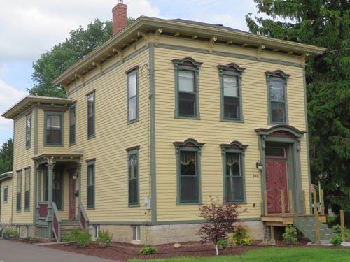 Landmark Society Of Homer Ny